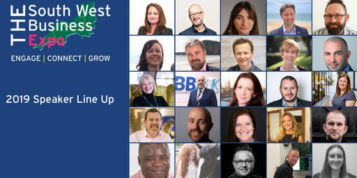 SWB Expo - Book your seat to hear a speaker