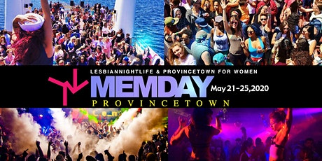 Memorial Day Weekend Ptown May 27-31, 2021Lesbian Festival tickets