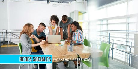 WORKSHOP - REDES SOCIALES entradas