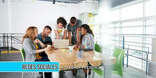 WORKSHOP - REDES SOCIALES
