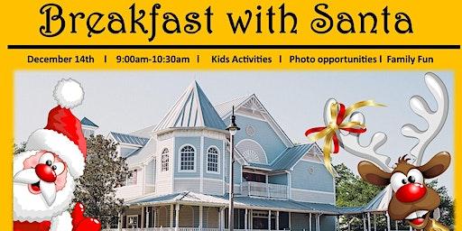 City of Longwood Breakfast with Santa