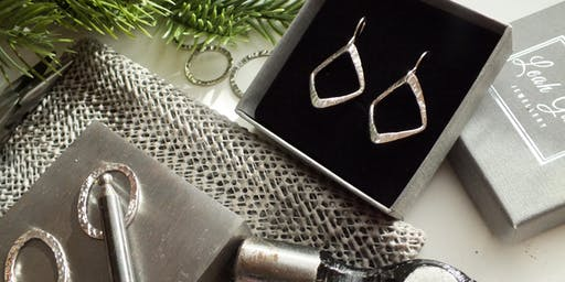 Make Your Own Silver Earrings Workshop