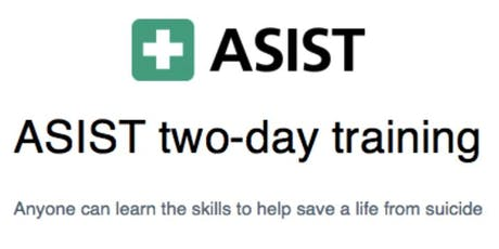 Applied Suicide Prevention Skills Training (2-day training) tickets