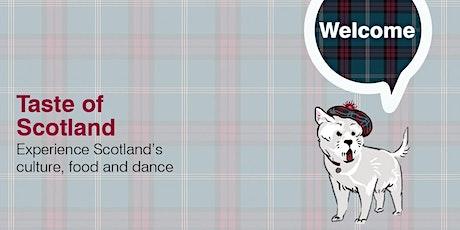Taste of Scotland 2020 Welcome event tickets