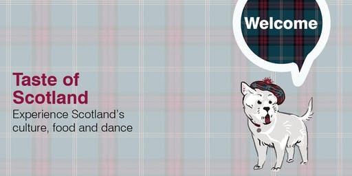 Taste of Scotland 2020 Welcome event