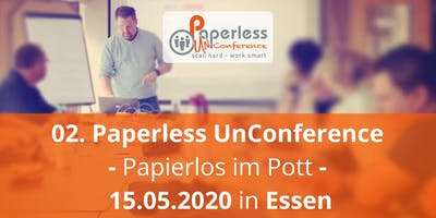 "02.Paperless ""Un""Conference 