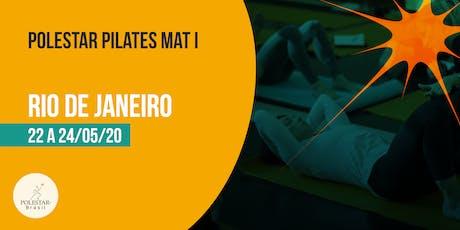 Polestar Pilates Mat I - Polestar Brasil - Rio de Janeiro bilhetes