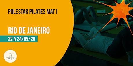 Polestar Pilates Mat I - Polestar Brasil - Rio de Janeiro ingressos