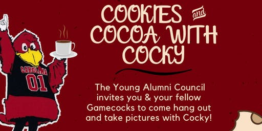 Cookies and Cocoa with Cocky