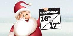 Instore Santa Visits & The Elf on The Shelf® Scavenger Hunt (Nov 17)