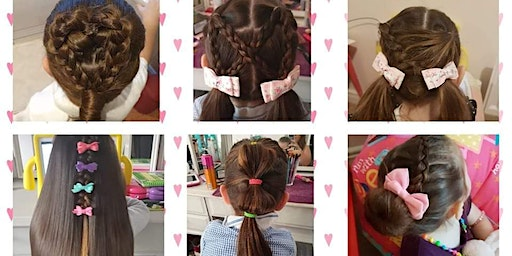 Princess Hairstyles For Dads - February Workshop