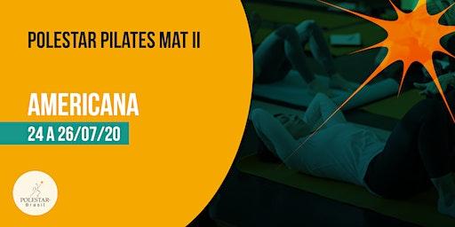Polestar Pilates Mat II - Polestar Brasil - Americana