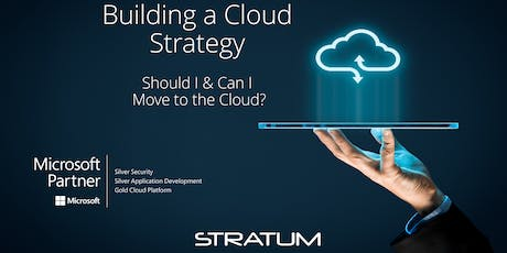 Building a Cloud Strategy - Should I & Can I move to the Cloud? tickets