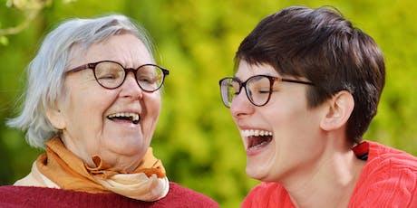 Let's Talk Dementia - Free Public Information Showcase tickets