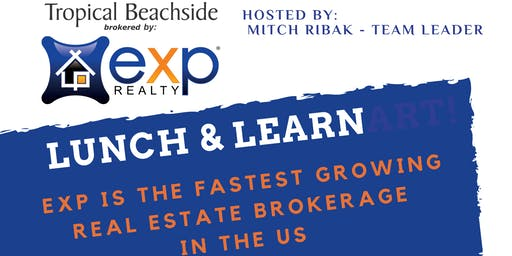 Lunch and Learn with Tropical Beachside - Nov 20