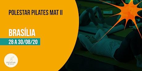 Polestar Pilates Mat II - Polestar Brasil - Brasília ingressos