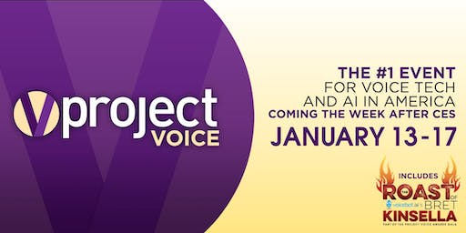 Project Voice - the #1 event for voice tech and AI in America