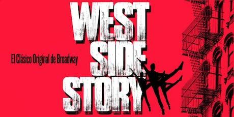 West Side Story en el Teatro Colón de A Coruña entradas