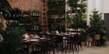 A Very Merry Dinner at the Propagate Plant Shop tickets