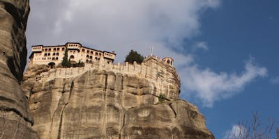 Meteora: A Personal Journey in Physical and Spiritual Heritage