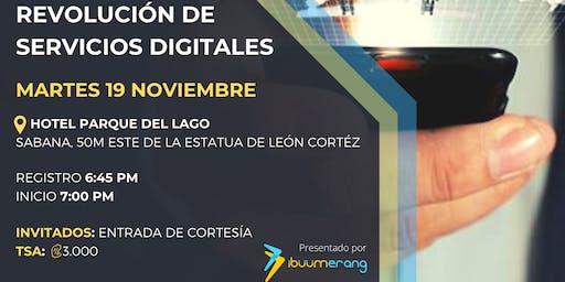 Revolución de Servicios Digitales