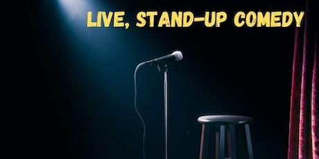 Comedy Night in New Edinburgh Rockcliffe Ottawa - November 23 tickets