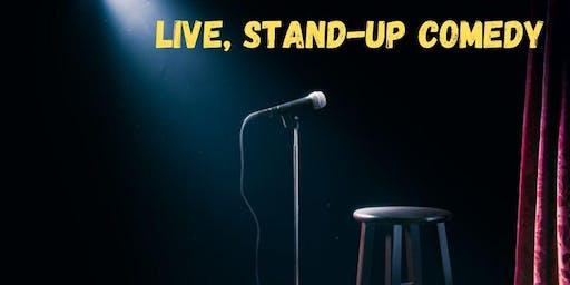 Comedy Night in New Edinburgh Rockcliffe Ottawa - November 23