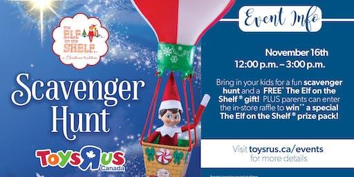Instore Santa Visits & The Elf on The Shelf Scavenger Hunt (Nov. 16)