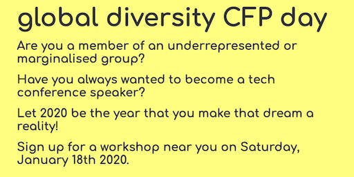 Boston Global Diversity Call For Papers Day