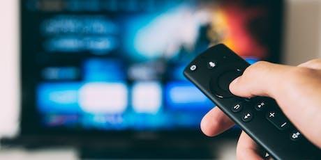 newTV Workshop: Datenschutz – Ist das New TV-/Smart TV-Marketing schon am Ende? Tickets