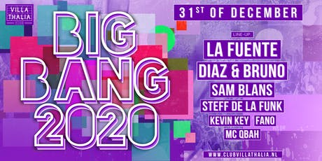 Big Bang 2020 tickets