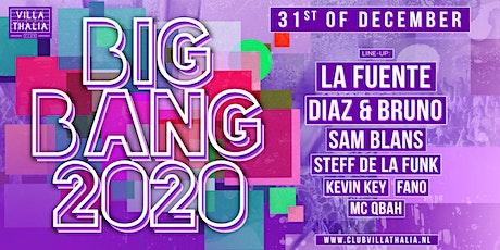 Big Bang 2020 tickets