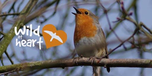 Love our Winter Wildlife - Sutton Courtenay Environmental Education Centre