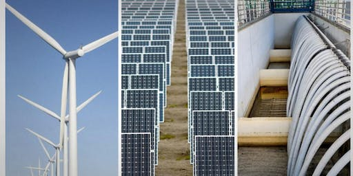Net-zero carbon by 2050 - large and small scale energy initiatives to keep us on target.