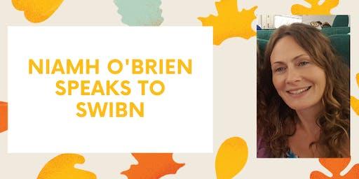SWIBN November Event: Niamh O'Brien Speaks to SWIBN