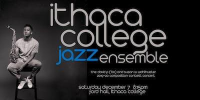 Ithaca College Jazz Ensemble with Braxton Cook