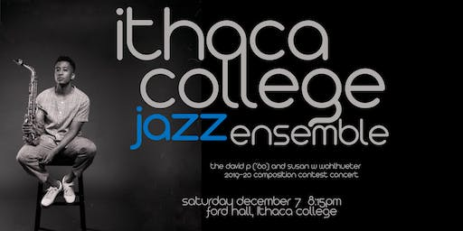 Ithaca College Jazz Ensemble with Braxton Cook