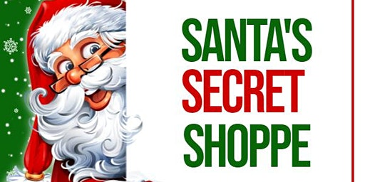 [Vendor Sponsorship] Santa's Secret Shoppe [Holiday Family Bingo Night]