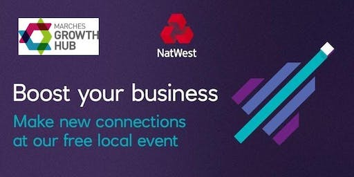 Business Support Clinic- Shrewsbury #NatWestBoost