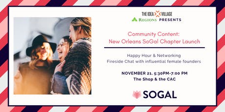 SoGal New Orleans: Diversity is a Business Decision tickets