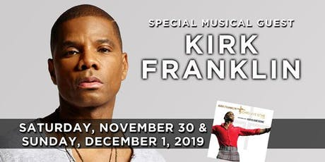 Triumph's Saturday Night Worship Service with Kirk Franklin tickets