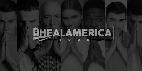 Heal America Tour presents Heal Dallas tickets