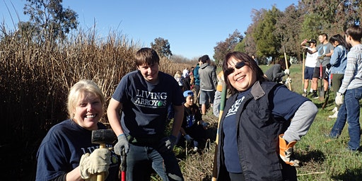 Planting @ Heather Lane