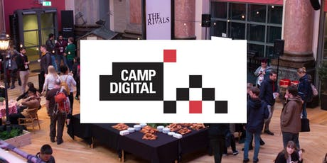 CAMP DIGITAL 2020: digital, design and UX conference tickets