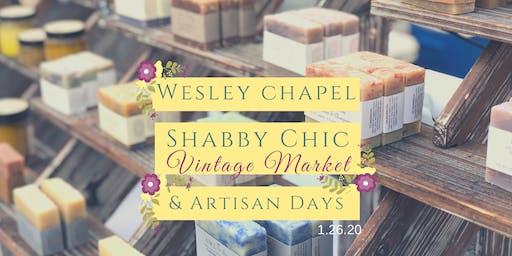 Winter Wesley Chapel Shabby Chic Vintage Market
