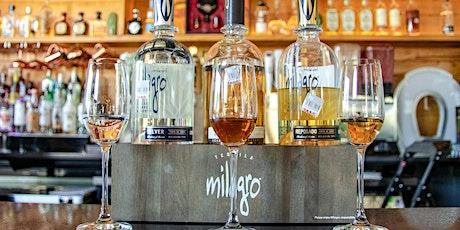 Milagro Tequila Dinner tickets