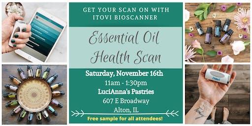 Free Essential Oil Health Scan