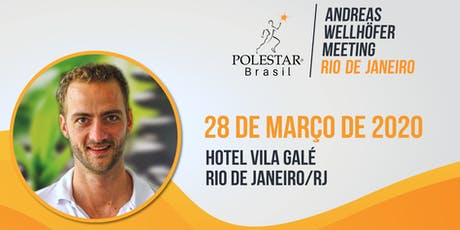 Andreas Wellhöfer Meeting Rio ingressos