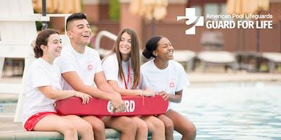 January Lifeguard Open House!!