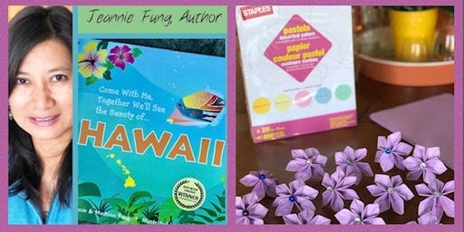 Story & Craft Time with Children's Book Author Jeannie Fung